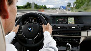 Klimaanlage und Klimaservice BMW für freie Sicht auf der Autobahn