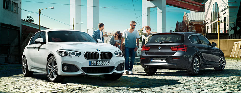 Autohaus Hagl - BMW 1er