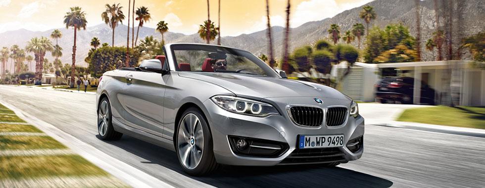 Autohaus Hagl - BMW 2er-Cabrio