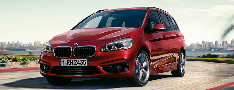 Autohaus Hagl - BMW 2er Gran-Tourer