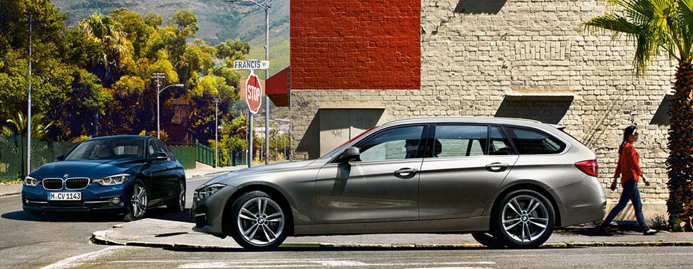 Autohaus Hagl - BMW 3er