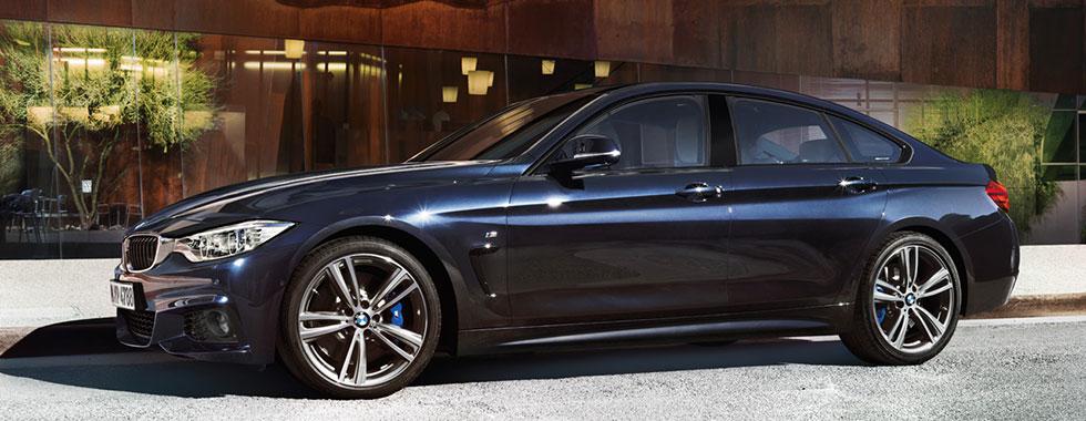 Autohaus Hagl - BMW 4er Gran-Coupe