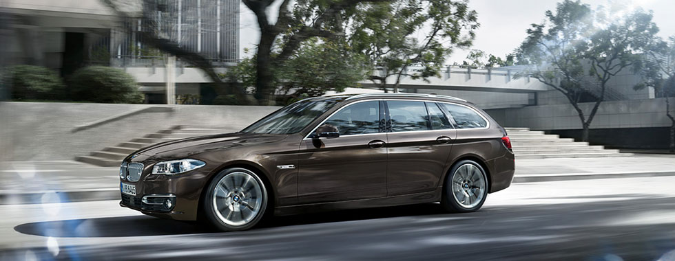 Autohaus Hagl - BMW 5er Tour