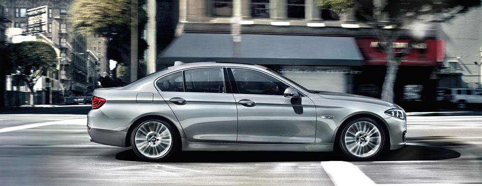 Autohaus Hagl - BMW 5er