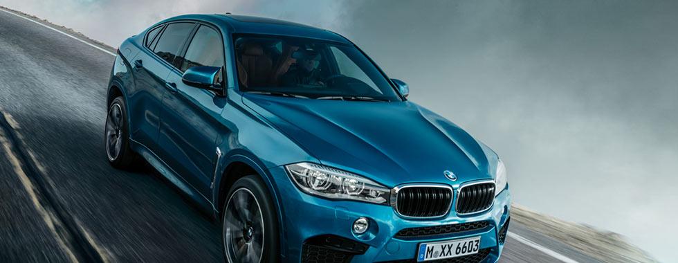Autohaus Hagl - BMW X6 M