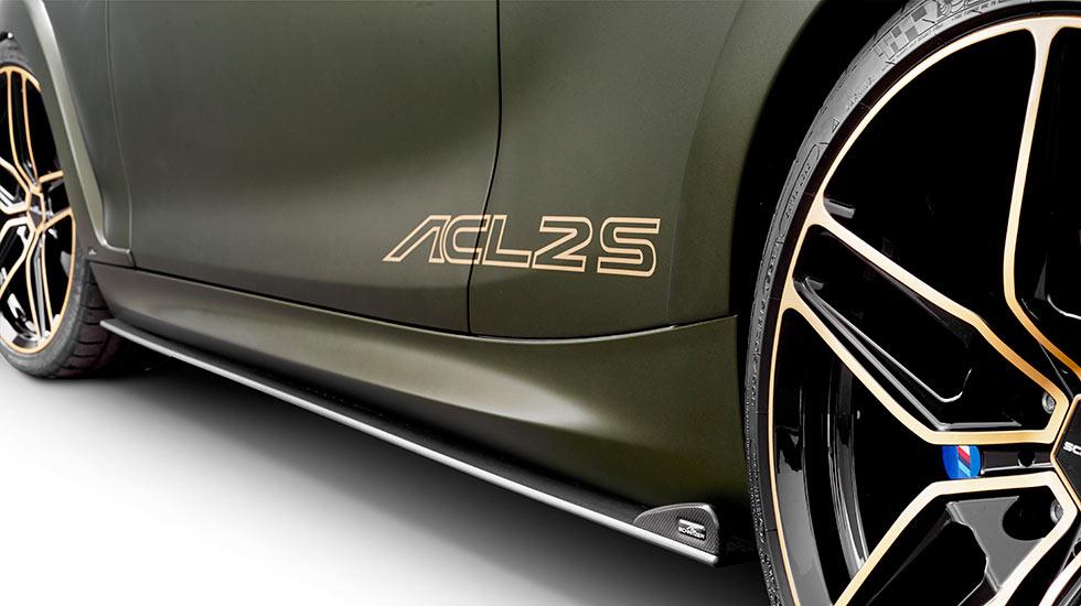 AC Schnitzer ACL2S BMW Grün Schweller - Autohaus Hagl