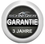 AC Schnitzer 3 Jahre Garantie