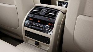 Klimaanlage und Klimaservice BMW Mittelkonsole
