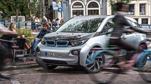 Mikrofilter - BMW Service für schadstoffreie Innenluft im Stadtverkehr
