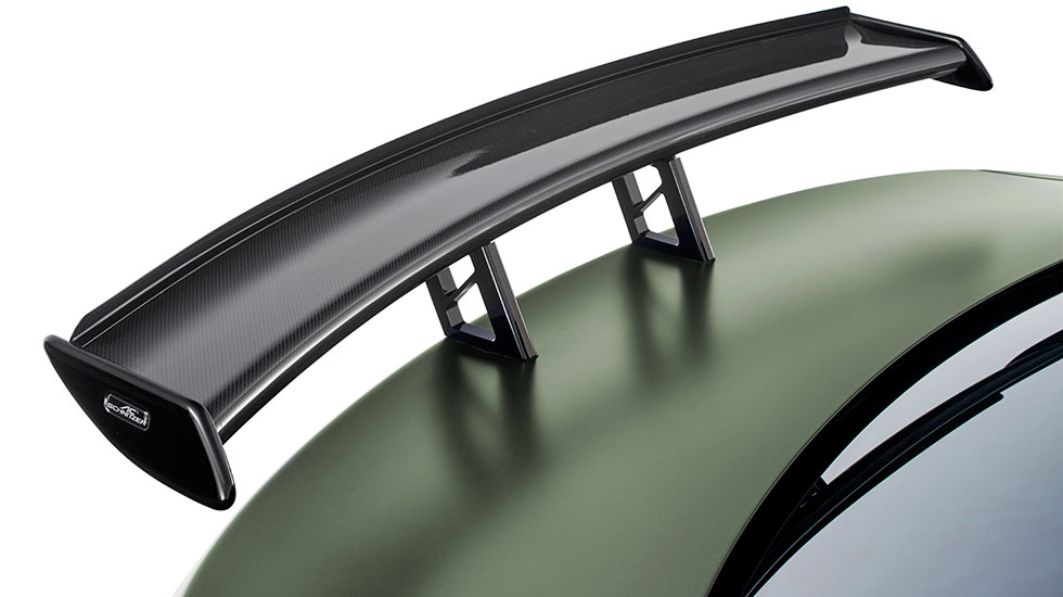AC Schnitzer ACL2S BMW grün Spoiler - Autohaus Hagl