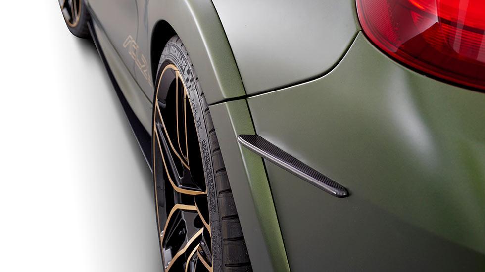 AC Schnitzer ACL2S BMW grün Diffusor - Autohaus Hagl