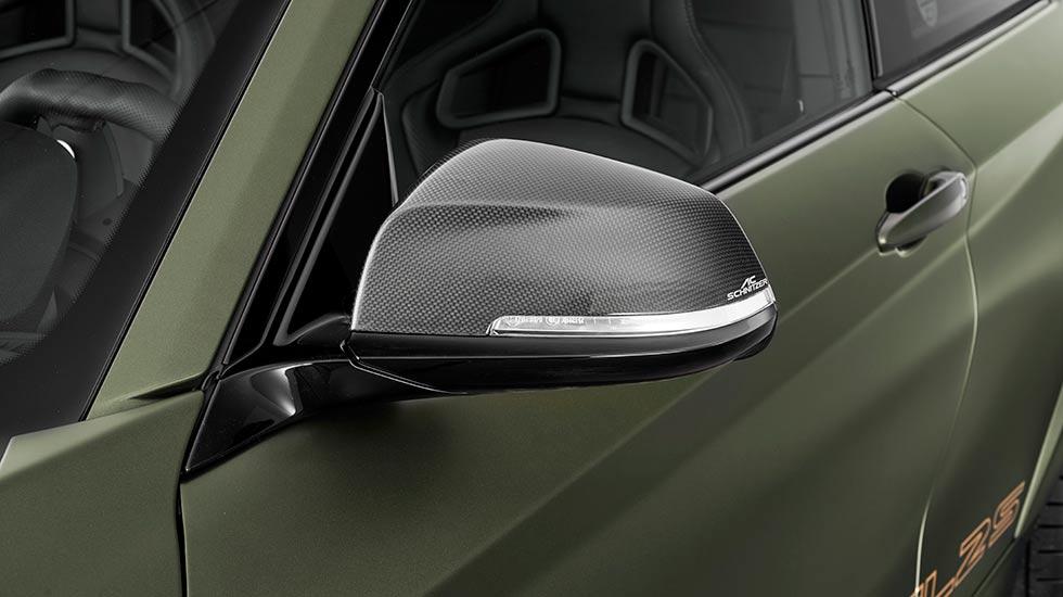 AC Schnitzer ACL2S BMW grün Seitenspiegel - Autohaus Hagl