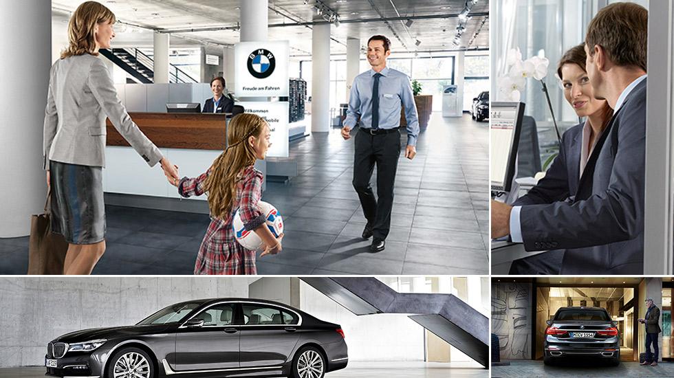 BMW Service Inklusive Für Gebrauchtwagen