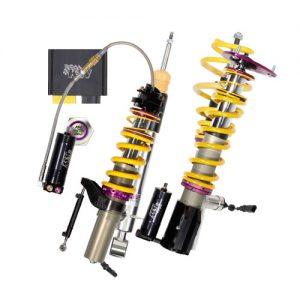 KW Automotive elektronische Gewindefahrwerke & App Steuerung