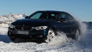BWM Radwechsel - Traktion und Grip mit Winterreifen