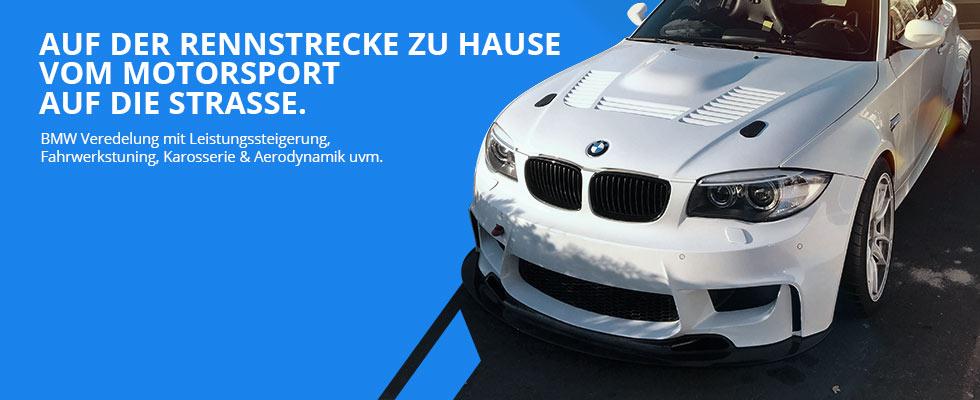 BMW Tuning - KW Automotive Fahrwerkstechnik Im Autohaus Hagl Ottobrunn Bei München
